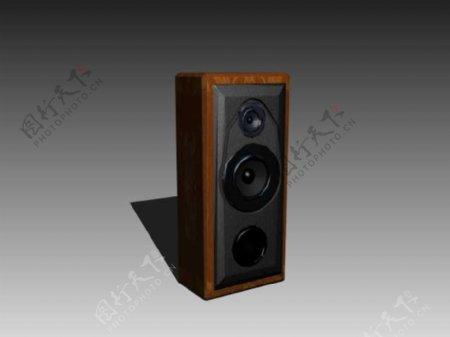 音箱3d模型电器模型图片38