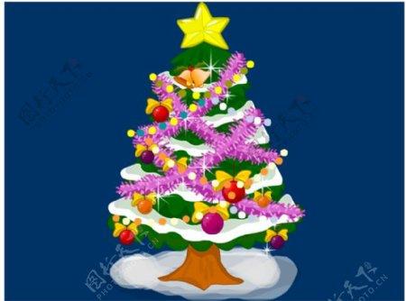圣诞树flash