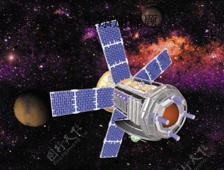 3D卫星48
