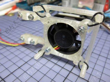 热端安装板RepRap