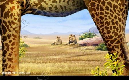 全手工绘制Vista壁纸07图片