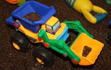 玩具铲车图片