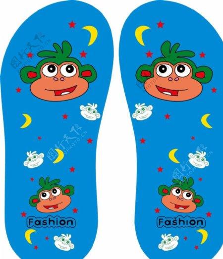 FASHION拖鞋图片