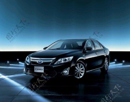 一汽丰田轿车图片