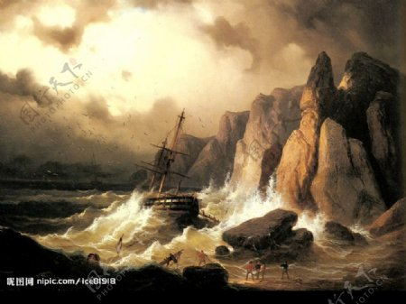 Vista世界名画壁纸图片
