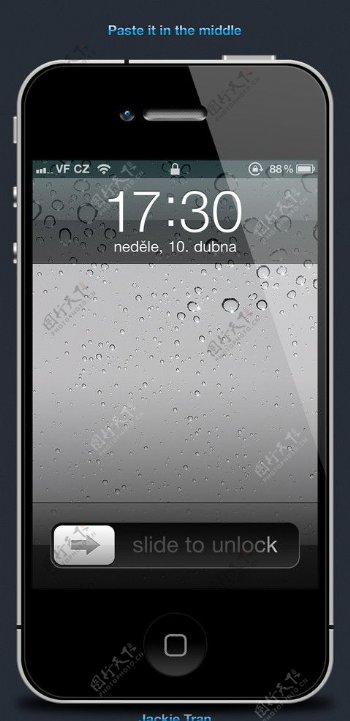 苹果iPhone4S手机图片