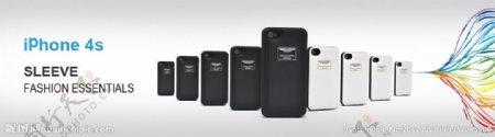 iphone4S机壳图片