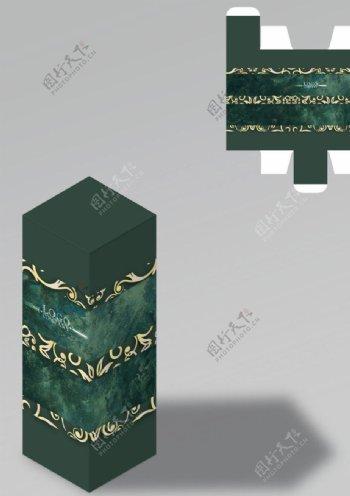 包装盒模板
