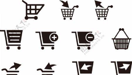 购物车购物篮