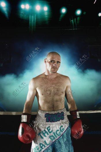 拳击手图片图片