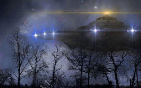 ufo飞碟图片