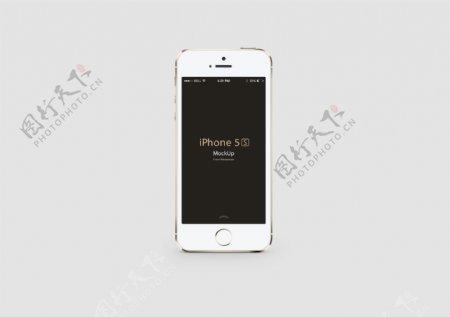 iPhone5s效果图图片