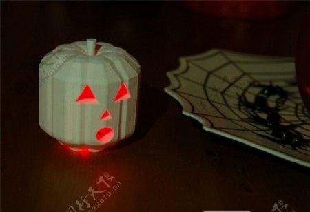 南瓜灯3D打印模型