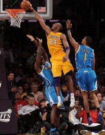 篮球科比偶像图片