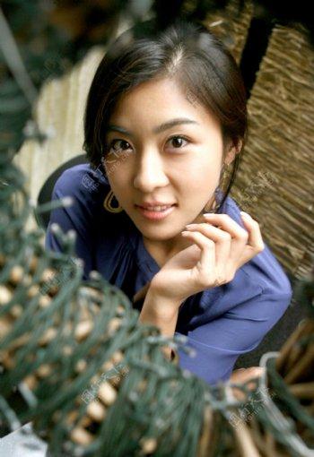 韩国时尚女明星偶像图片