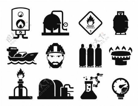 工業Icons