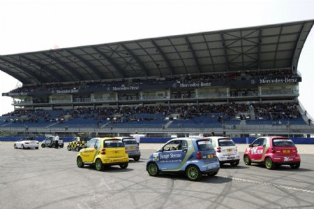 微型电动轿车图片