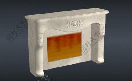 建筑构件之杂项3D模型E014