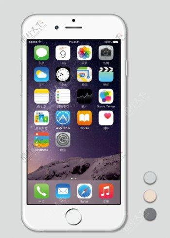 iPhone6苹果6手机图片