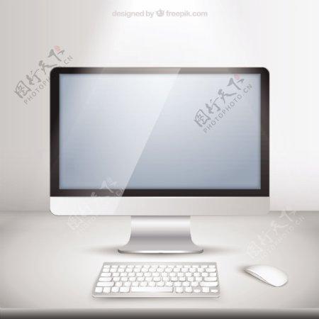 现实的iMac