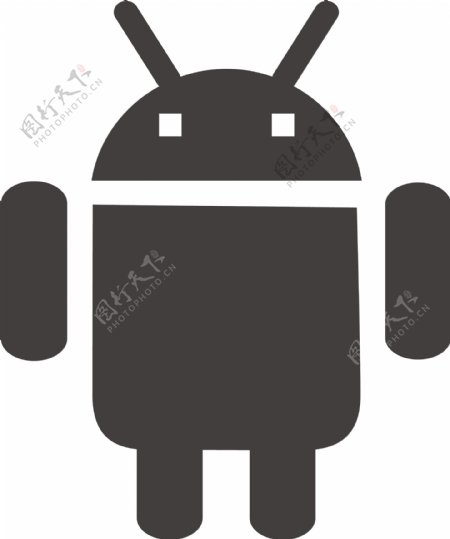 Android字形图标