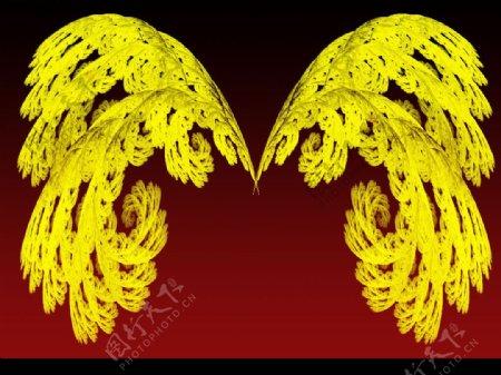 另类翅膀笔刷