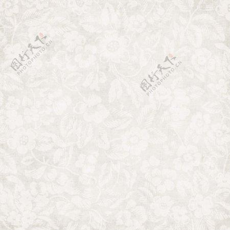 灰色叶子花朵背景图片