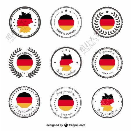 德国制造标签