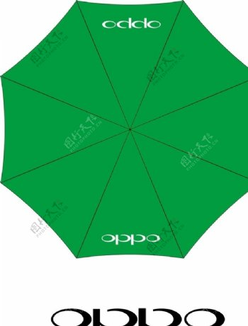 oppo雨伞