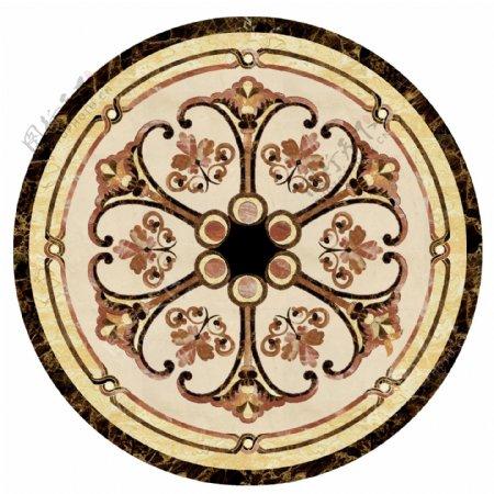 欧式风格拼花瓷砖贴图