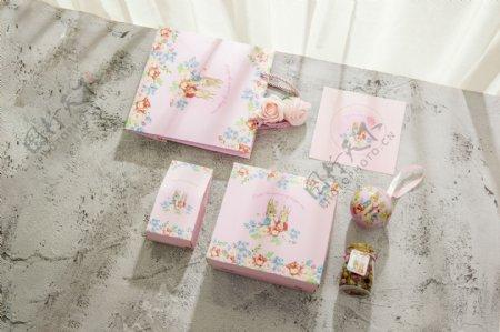 时尚礼物袋礼盒手提袋喜糖盒8