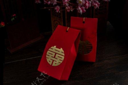 时尚礼物袋礼盒手提袋喜糖盒24