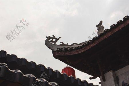 中国古典风格建筑商用摄影