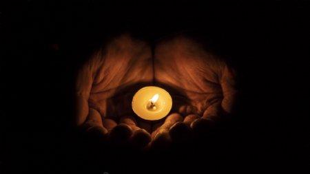 祈祷祈福商业摄影6