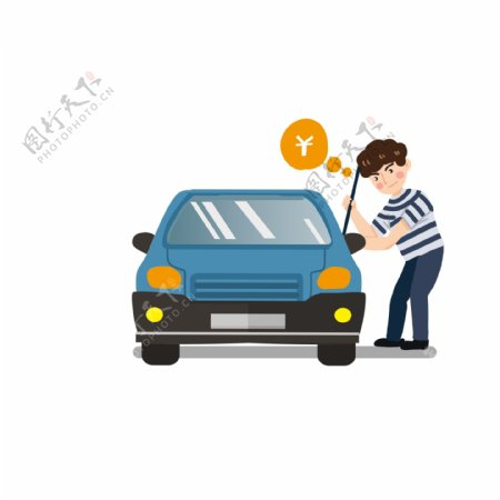 汽车安全知识普及GIF