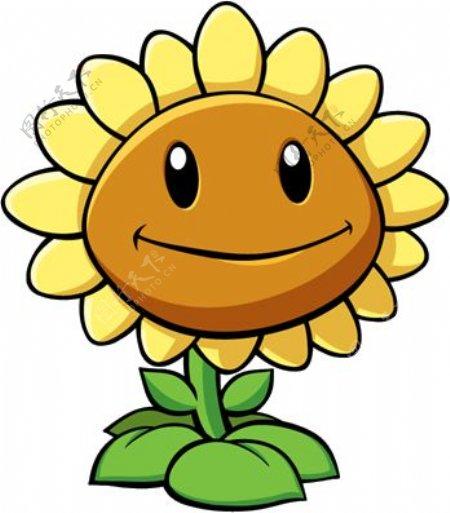 植物大战僵尸卡通设计缓
