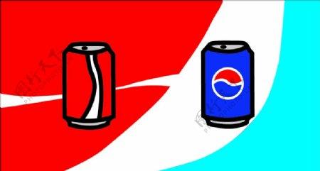 可口可乐图标