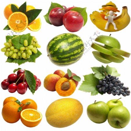 高清水果素材合集大图