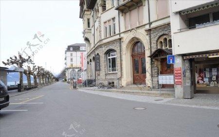 瑞士住宿小镇