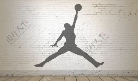 篮球乔丹运动