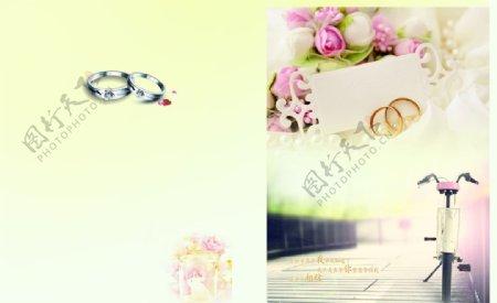 非主流封面设计爱心鲜花