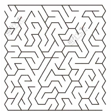 矢量迷宫图