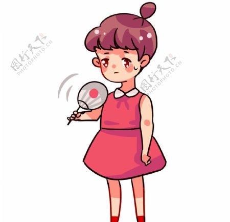 人物卡通设计素材平面设计