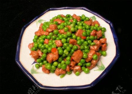 豌豆嫩牛肉
