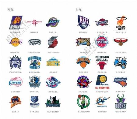 NBA队标