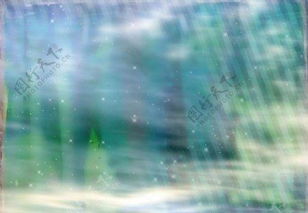 波浪纯色图标爱心星星图片