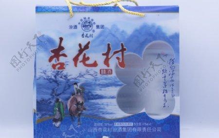 杏花村包装图片