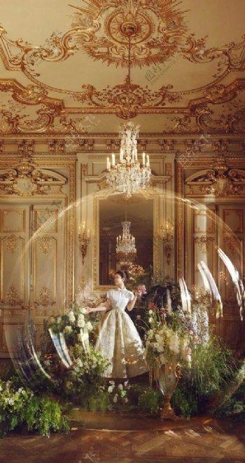 城堡公主欧式建筑图片