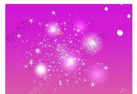 粉红背景图片