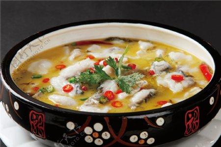 金悦酸菜鱼图片